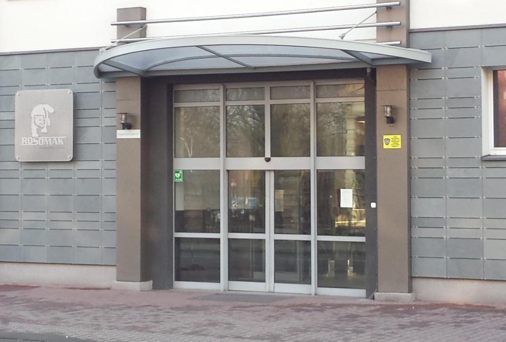 Budynek spółki akcyjnej