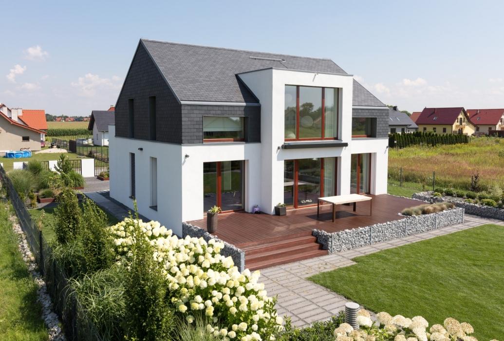 Dom jednorodzinny dla dużej rodziny