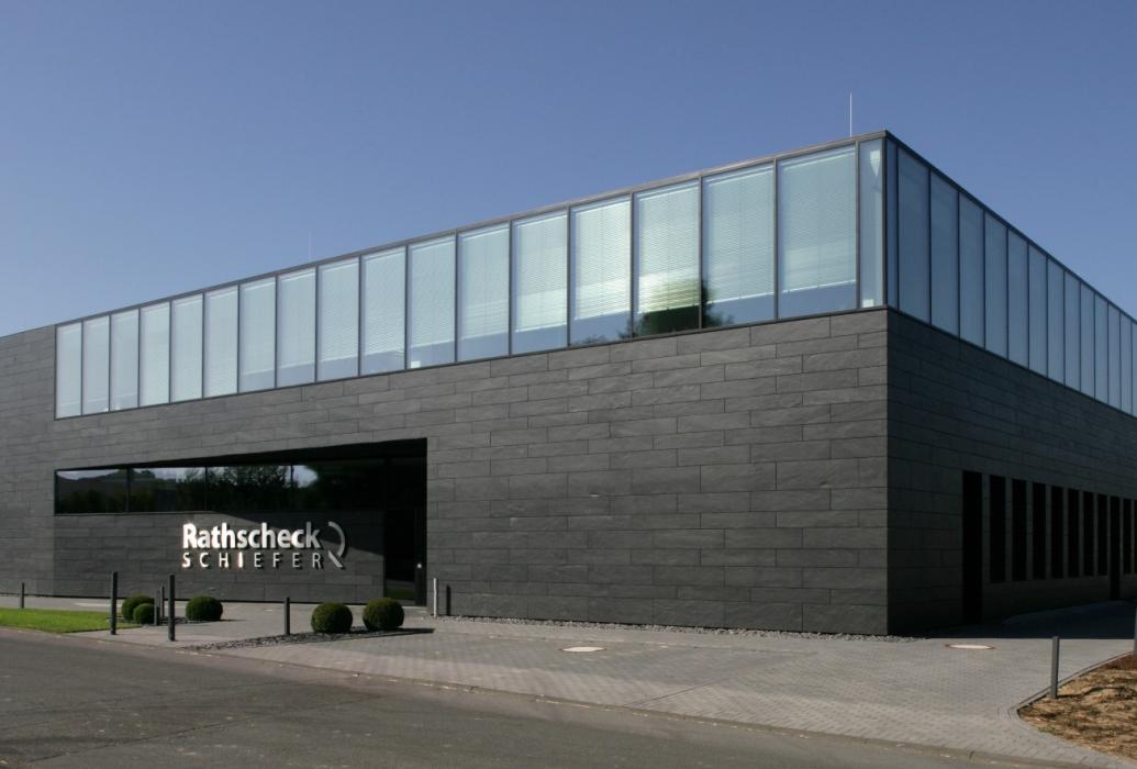 Siedziba firmy Rathscheck