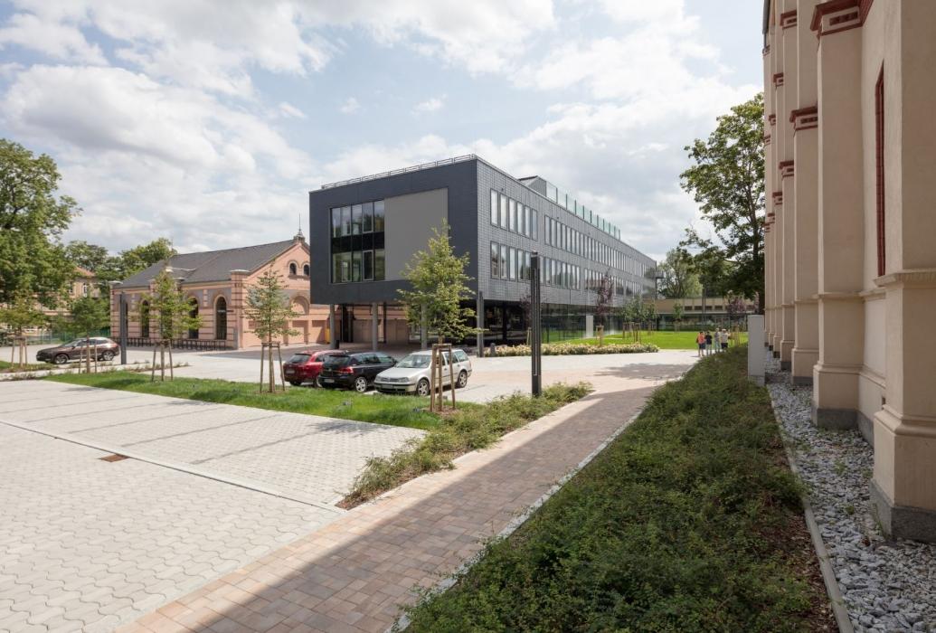 Centrum Szkolnictwa Zawodowego w Bautzen - Niemcy